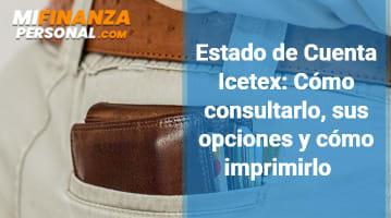 Estado de Cuenta Icetex