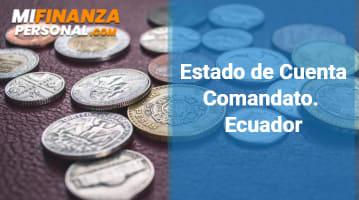Estado de Cuenta Comandato