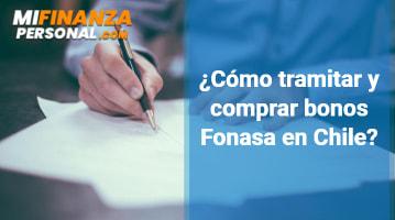 Cómo tramitar y comprar bonos Fonasa en Chile