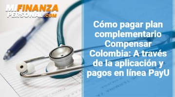 Cómo pagar plan complementario Compensar Colombia