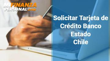 Solicitar Tarjeta de Crédito Banco Estado