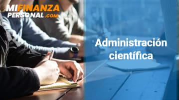 Administración científica